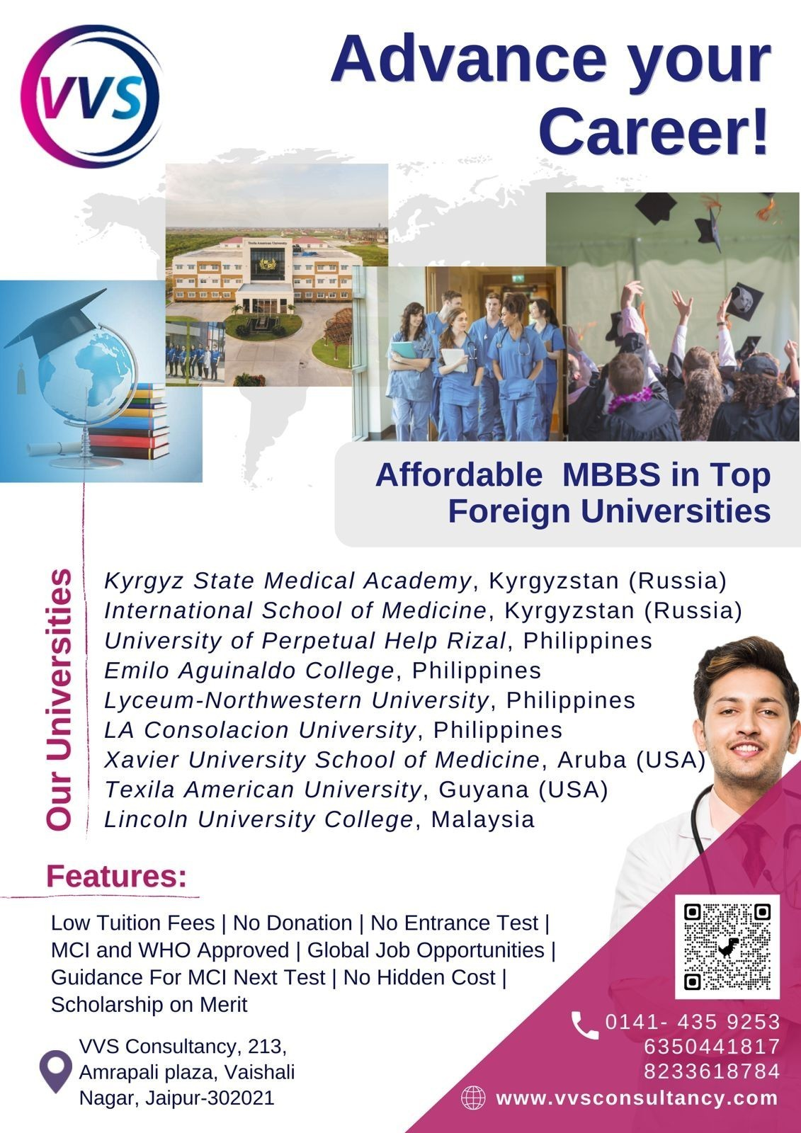 Best Colleges to Study Abroad